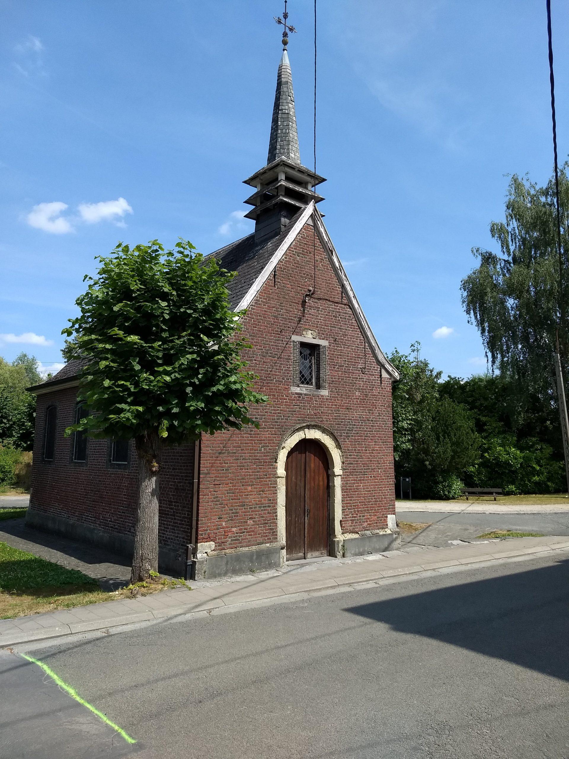 kapel Onze Lieve Vrouw Termuren Aalst Erembodegem
